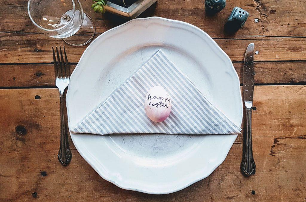 Almoço de Páscoa
