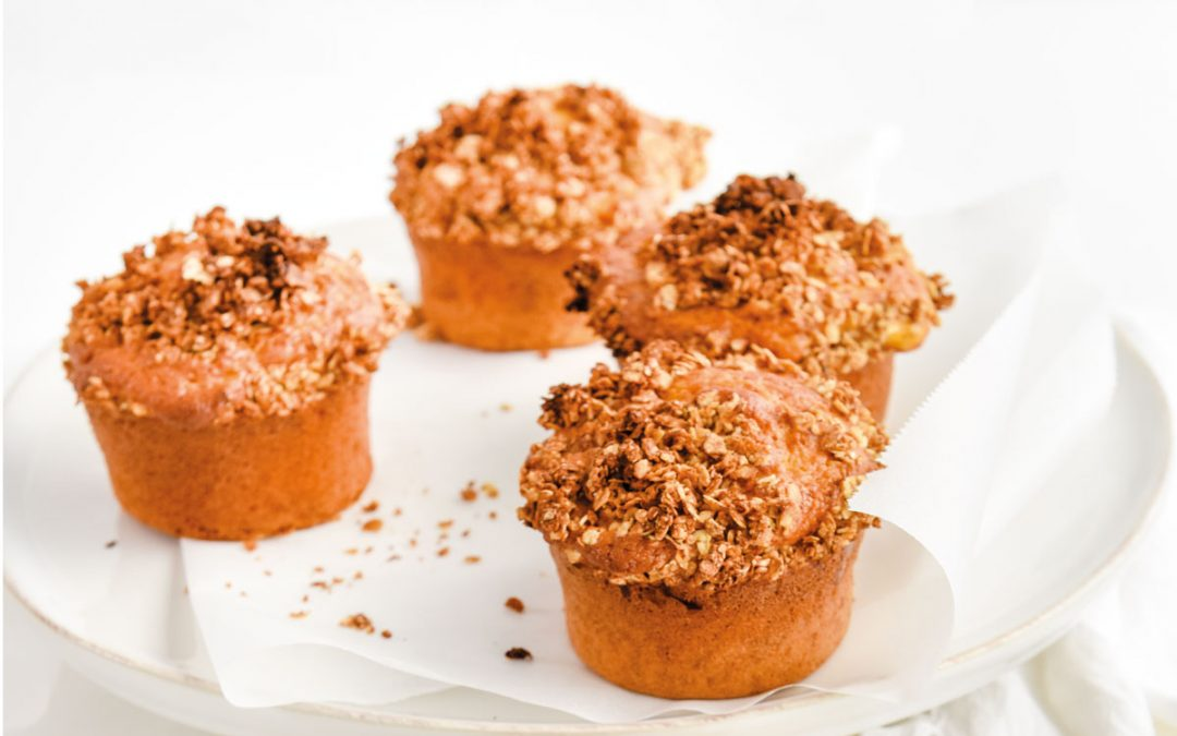 Muffins de abóbora