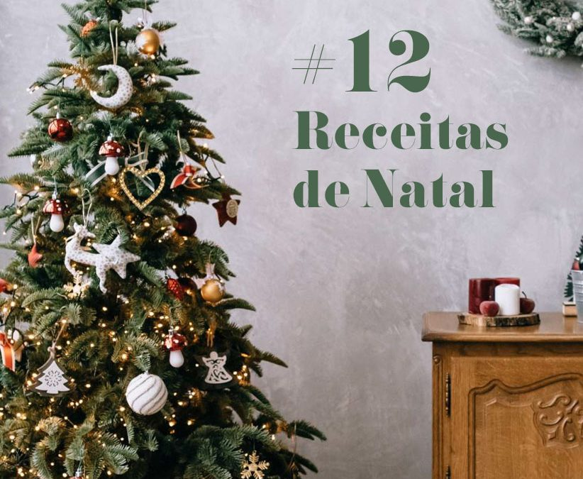 E-book 12 Receitas de Natal