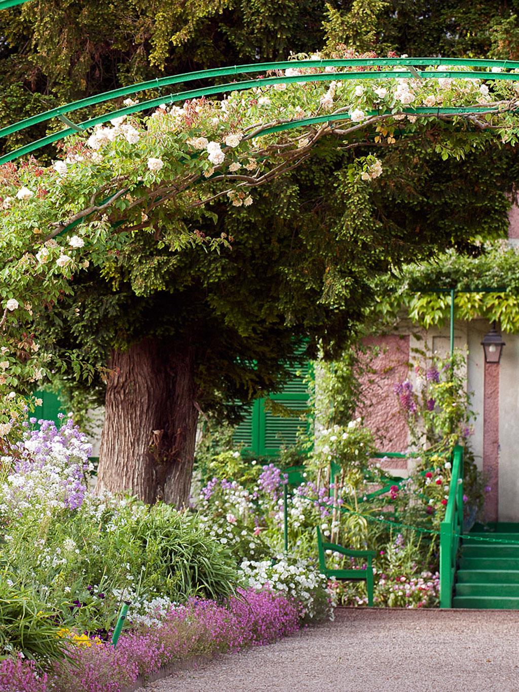 Visita guida pelo mágico jardim de Giverny, de Monet